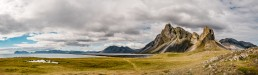 Iceland Mountains Panoramic