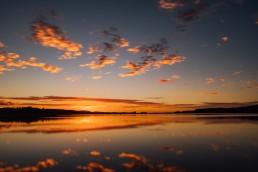 Kai Iwi Lakes Sunset