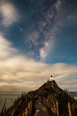 Nugget Point Milkyway