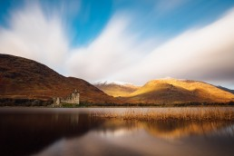 Kilchurn Castle, Scottvs. Photography. Scott van Schayk