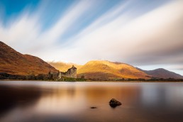 Kilchurn Castle on Loch Awe - Scotland Landscape Photo - Scottvs. Photography